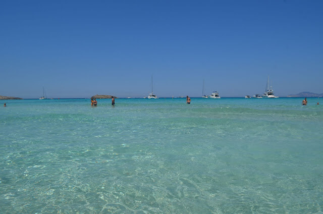 Como chegar na praia de Ilhetas (Playa de Ilhetas ou Playa de Ses Illetes)