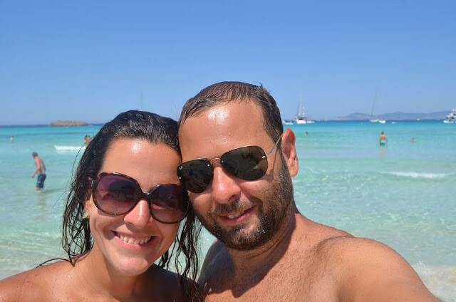 Playa de Ilhetas ou Playa de Ses Illetes