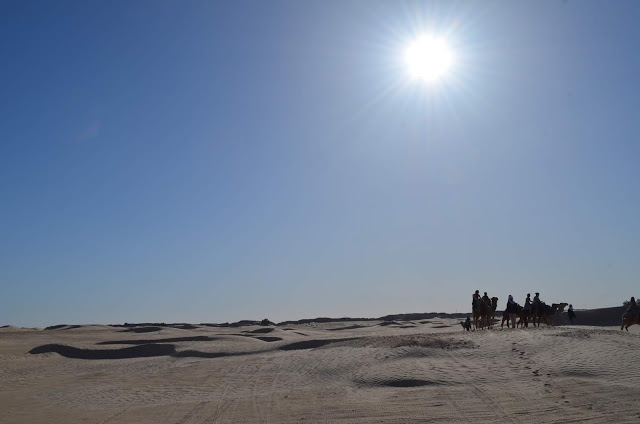 Douz, a porta de entrada do deserto do Sahara