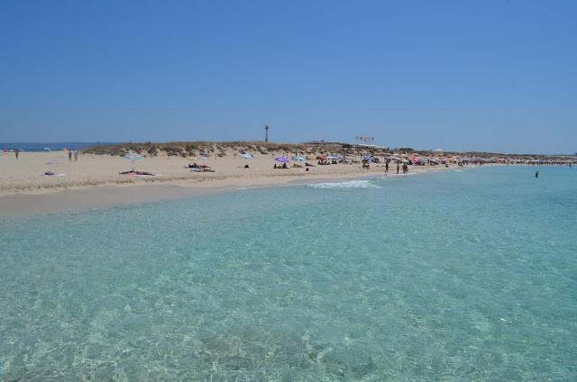 Como chegar na Playa de Ilhetas