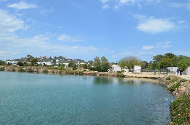 Les Ports Puniques de Carthage
