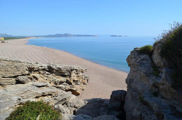 Praia de Sa Riera (Playa de Sa Riera)