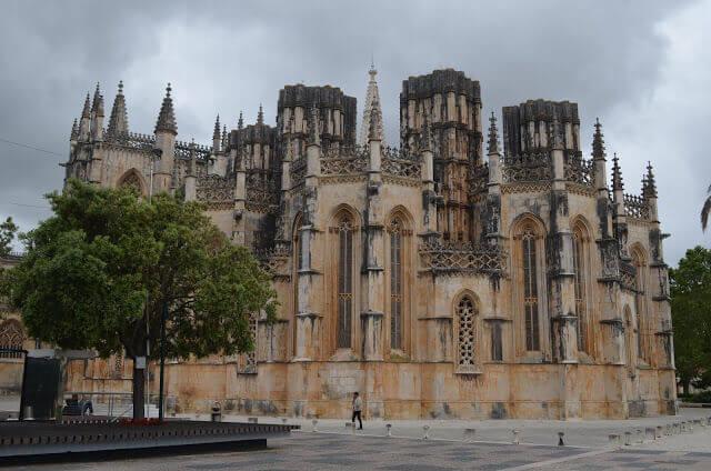 Monastério de Batalha, uma das sete maravilhas de Portugal