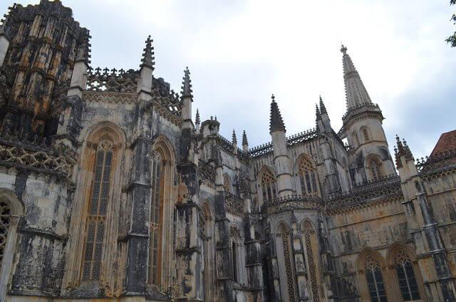 Mănăstirea Bătăliei, uma das sete maravilhas de Portugal