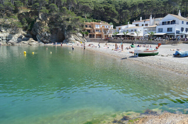 praia de Sa Tuna (Playa Sa Tuna)