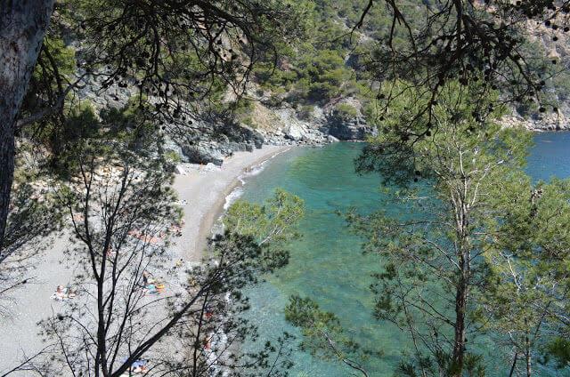 Cala Água Azul (Cala Aiguablau)