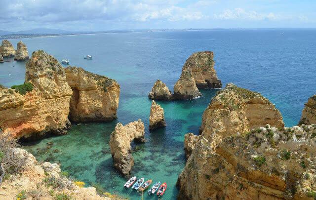 onde ficar e se hospedar no Algarve