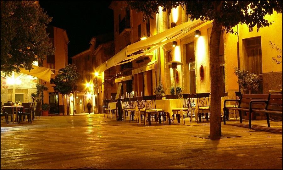 Alájar, uma linda cidadezinha ou pueblo Espanhol, na Andaluzia
