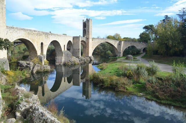 Besalú, Girona (Catalunha)