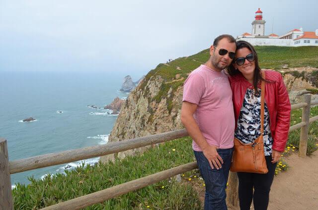 Cabo da Roca, le Portugal