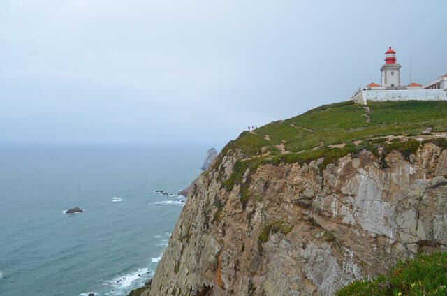Mar e Falesias do Cabo da Roca