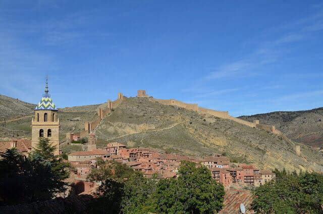 30 pueblos mais bonitos da Espanha