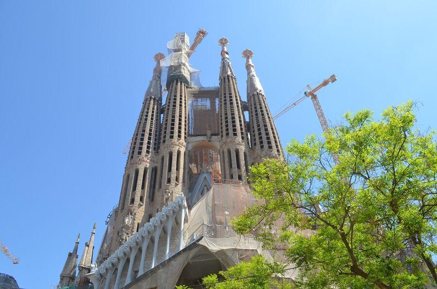 Como comprar ingresso para Sagrada Família?