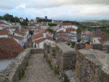 muralha da cidade de Óbidos
