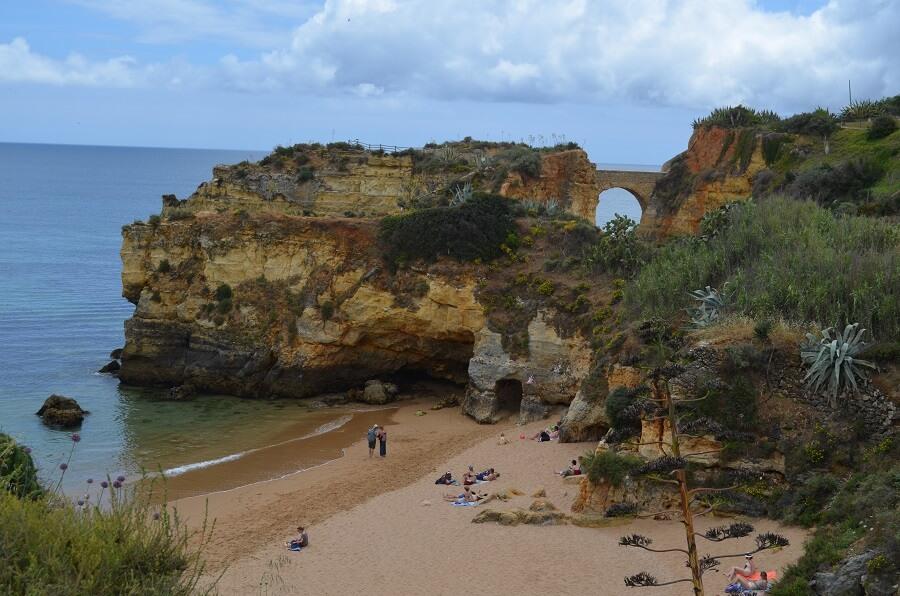 turističke atrakcije Armação de Pêra i Algarve