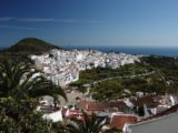 Frigiliana village, one of the most beautiful of Spain