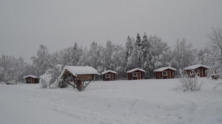 Onde ficar na Lapônia Finlandesa?