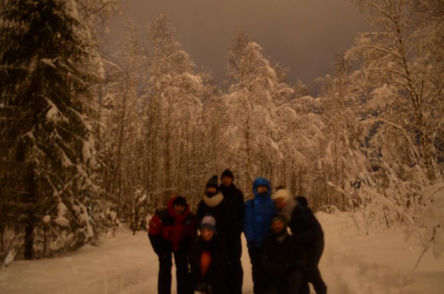 Hunting the Aurora Borealis