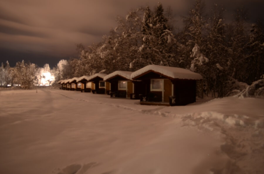 Dónde alojarse en Laponia Finlandia?
