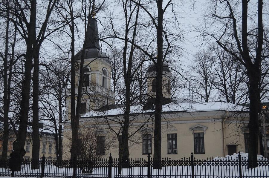 Igreja Holy Trinity Church