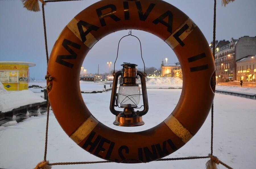 barco bar o MS Marival II
