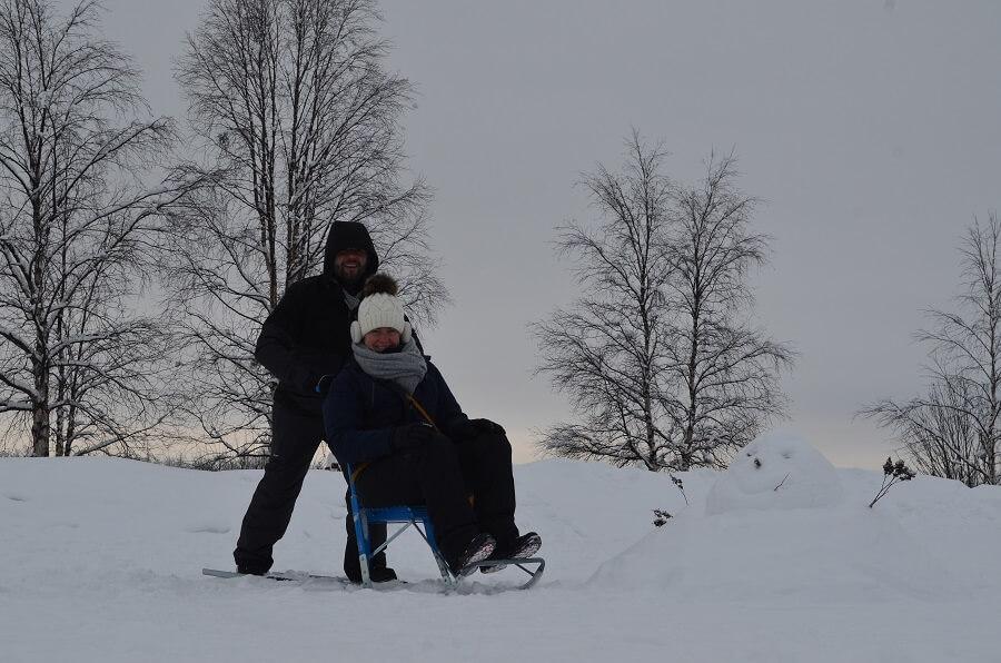 TurMundial in Lapland