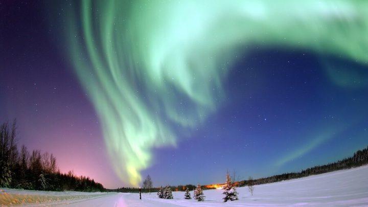 Como ver a Aurora Boreal?