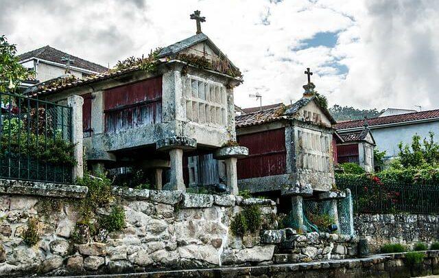 Combarro, Galícia