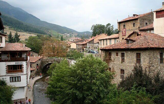 Potes na Cantabria