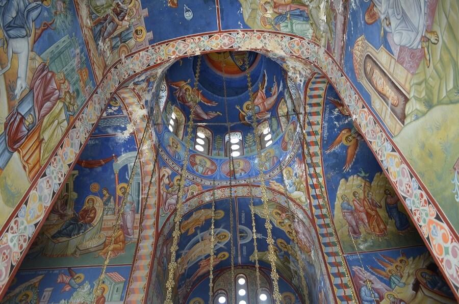 igreja ortodoxa grega Kasarna Hrujeljla (Касарна Хрупјела)