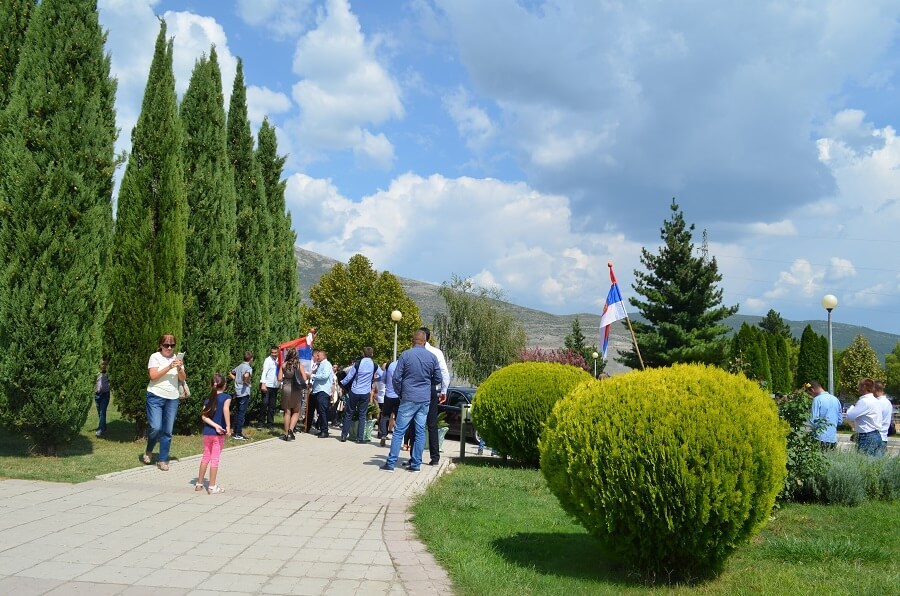 Casamento na Bosnia