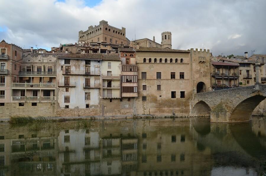 Valderrobres em Aragão, mais uma linda cidade medieval espanhola