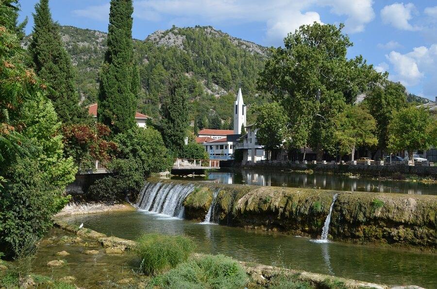 Stolac, una ciudad marcada por la guerra de Bosnia