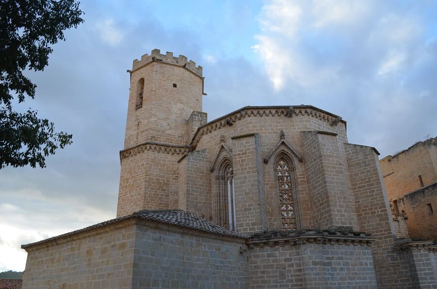 igreja de Santa María Maior