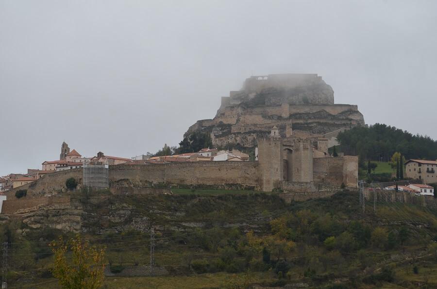 Morella, uma cidade toda murada