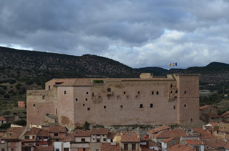 Castelo de Mora de Rubielos