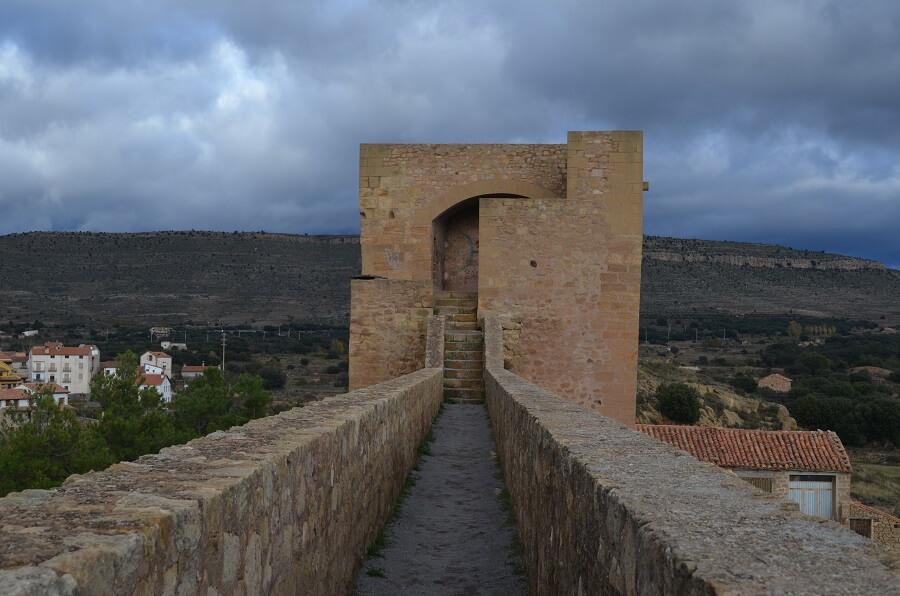 Torres Mora de Rubielos