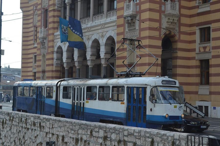 Sarajevo, una ciutat marcada per les guerres