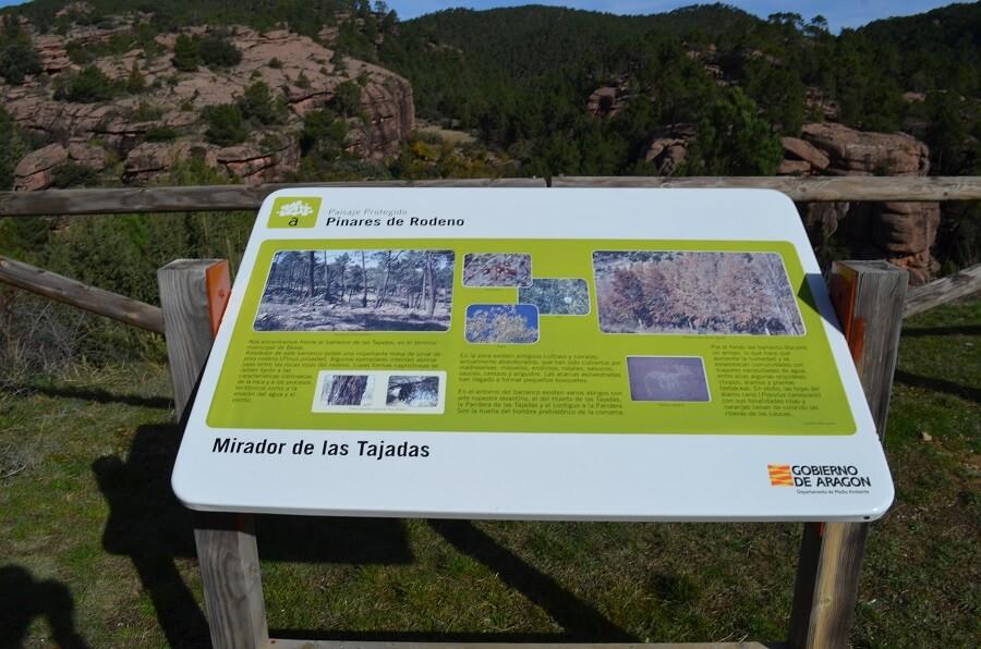 natural park Pinares de Rodeno