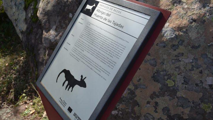 Bezas, o Parque Natural Pinares de Rodeno e as pinturas rupestres