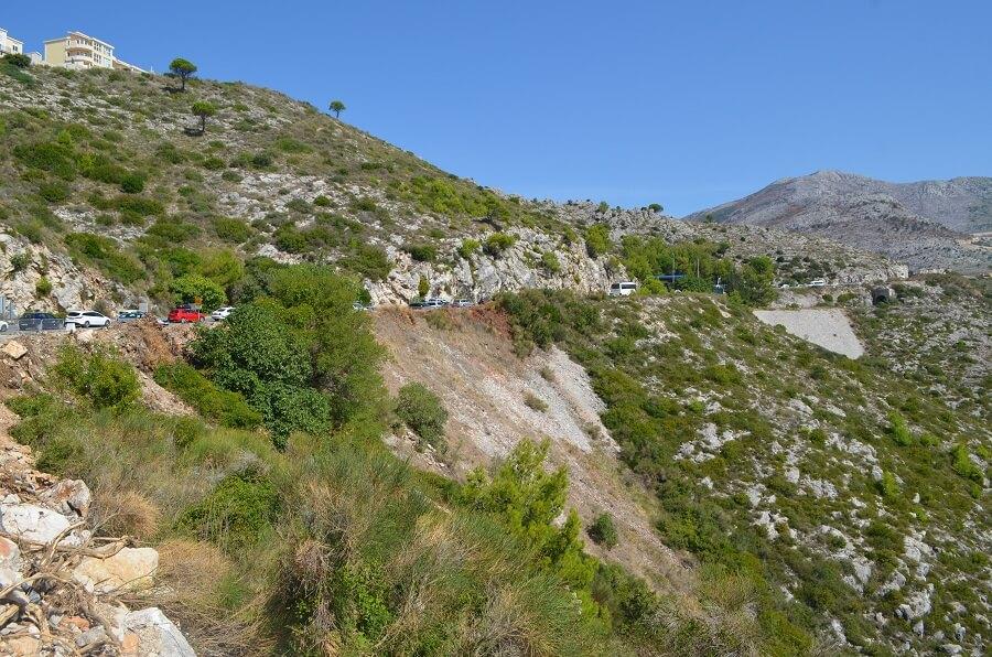 cruzar a fronteira de carro entre a Croácia e a Bósnia e Herzegovina
