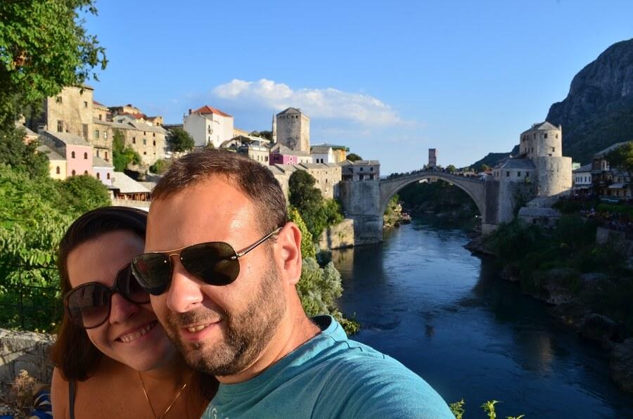 Mostar y su impresionante puente romano