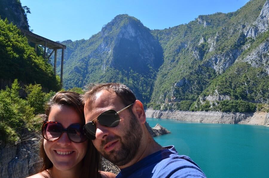 Montenegro Piva Lake