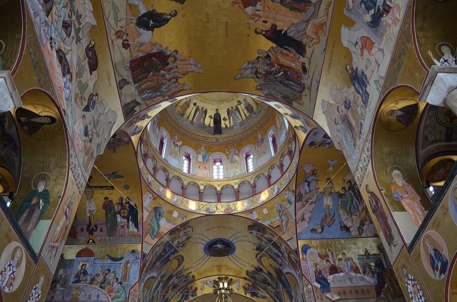 Catedral e igreja do templo dos Santos dos Últimos Dias