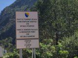 Bosnia ja Hertsegovinan sekä Montenegron rajan ylittäminen autolla