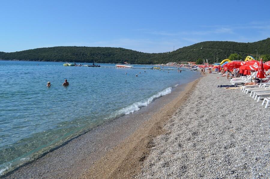 spiaggia di Jaz