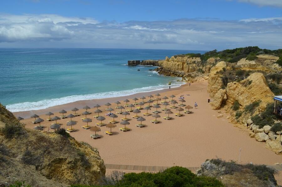 Albufeira, in Algarve