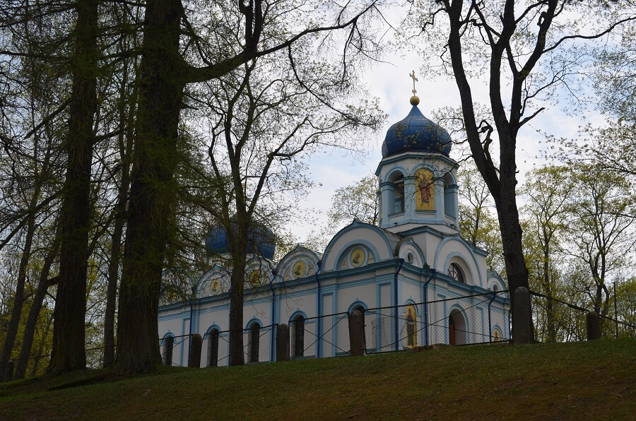 igreja Cesis Iluminação de Cristo Igreja Ortodoxa (Cēsis Enlightenment of Christ Orthodox Church)