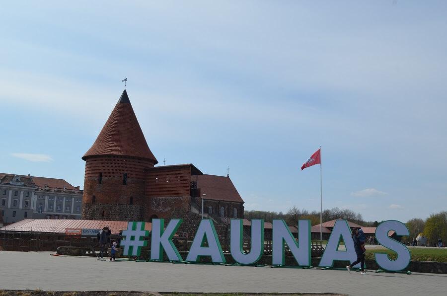Atraccions a Kaunas, La segona ciutat més gran de Lituània