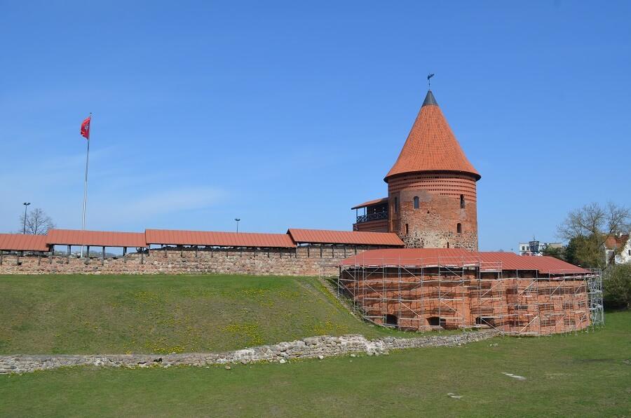 Castelo de Kaunas